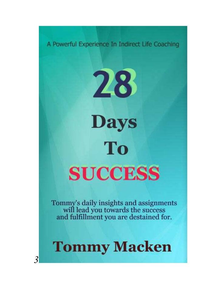 28 days to success