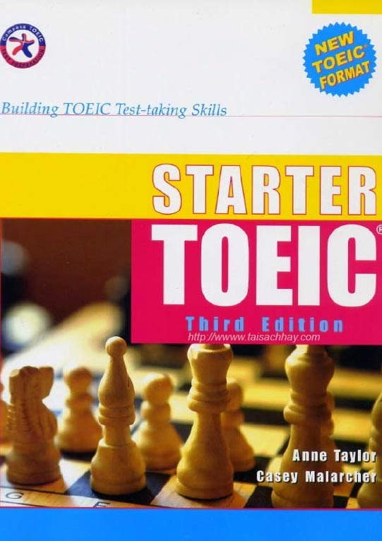 Starter Toeic 3rd Edition