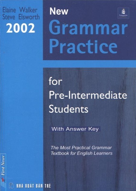 Grammar Pratice for Pre-Intermediate Students