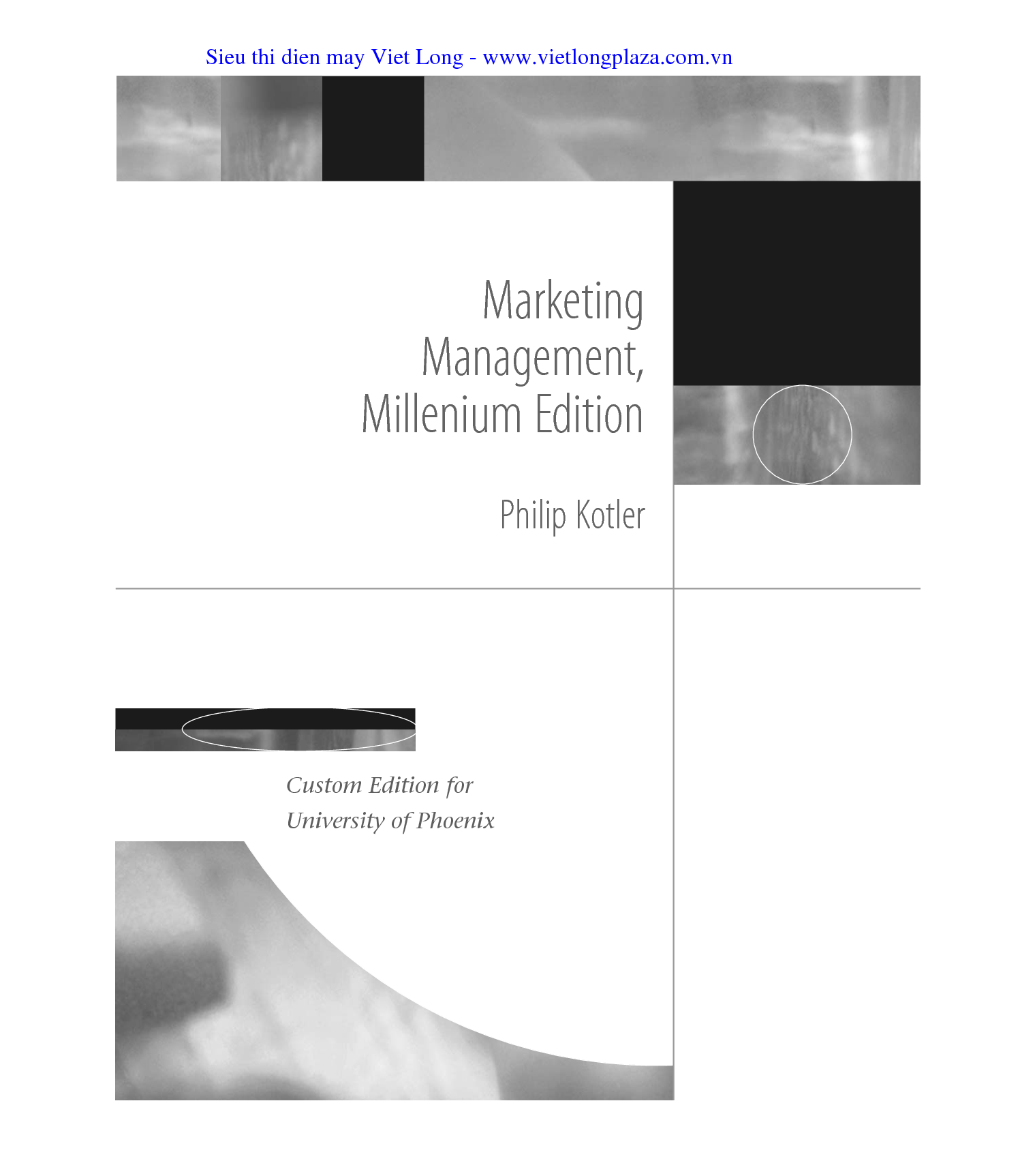 Marketing Management, Millenium Edition