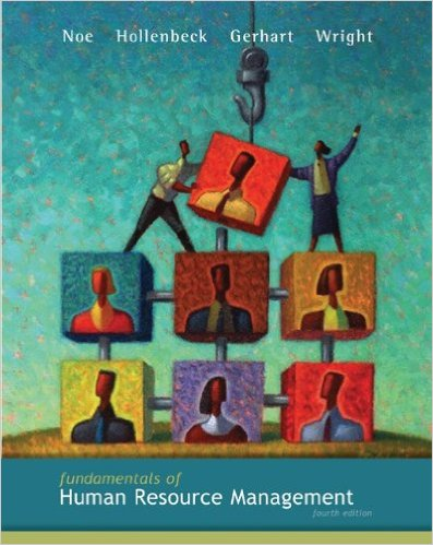Fundamentals of Human Resource Management 4th edition