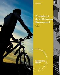 Principles of Small Business Management 5th Edition. Chapter01